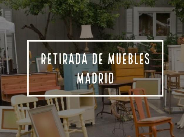 Retirada de muebles madrid simple sin imagen with for Milanuncios madrid muebles